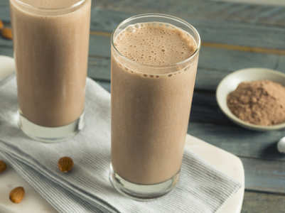 THIS is the age to drink protein shake