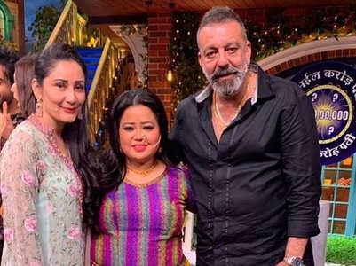 Sanjay-Maanayata to appear on TKSS