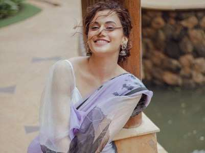Taapsee Pannu admits being in a relationship