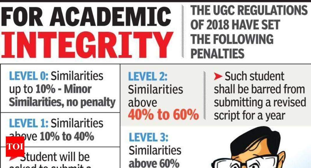 AU gets ready to use anti-plagiarism tool | Visakhapatnam