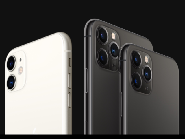 Apple iPhone 11, iPhone 11 Pro and iPhone 11 Pro Max