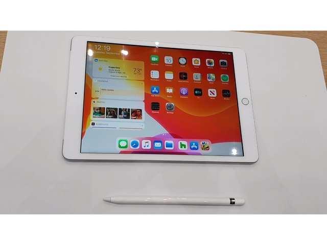 Apple iPad 7th generation: First impressions