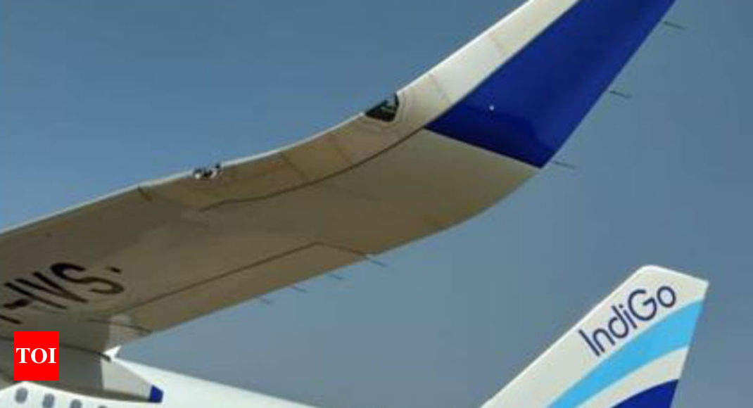 Fresh snags: IndiGo grounds two A320 Neo aircraft for PW engine replacement - Times of India thumbnail