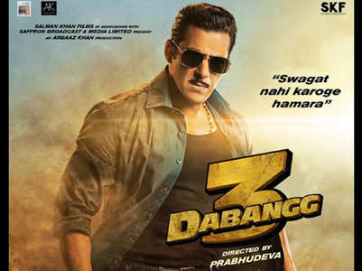 Watch: Salman shares 'Dabangg 3' motion poster