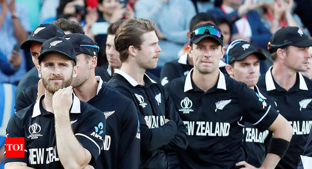 We are still thinking about it: Kane Williamson on World Cup final loss - Times of India thumbnail