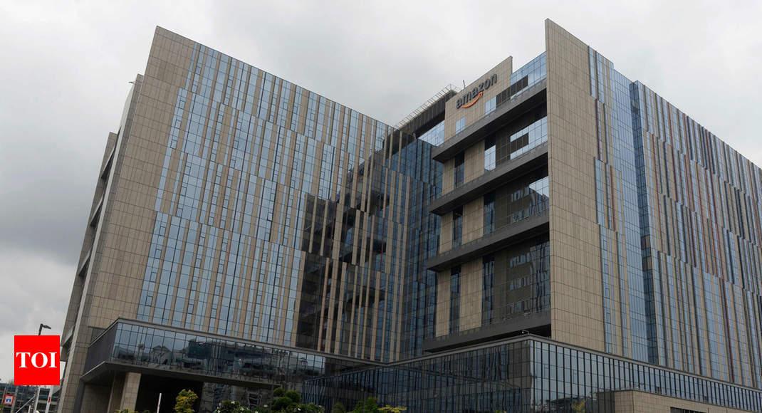 Amazon bets big on India with mega-office
