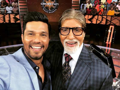 KBC 11: Big B is a fan of Randeep Hooda