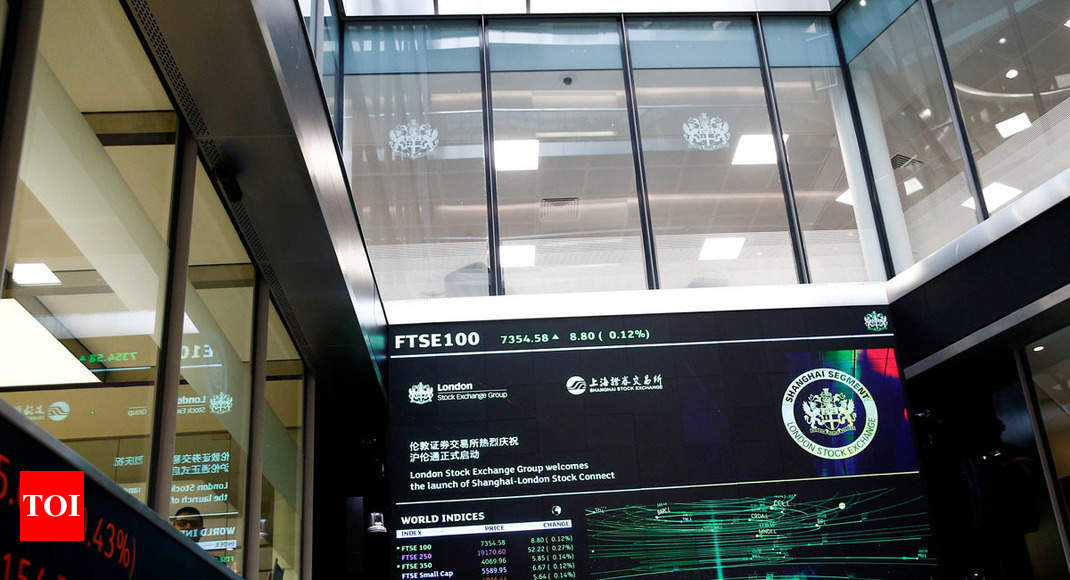 Hong Kong stock exchange in talks to buy London Stock Exchange for $36.6 billion - Times of India thumbnail