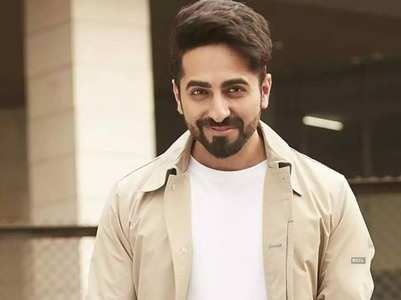 Ayushmann on his kids: I miss them yaar