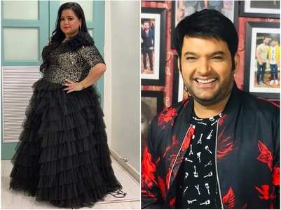 Bharti on baby planning, bond with Kapil