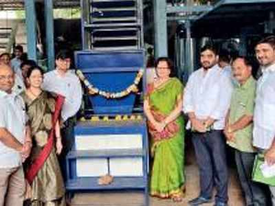 Pune: Civic body's plastic-to-fuel plant begins operations