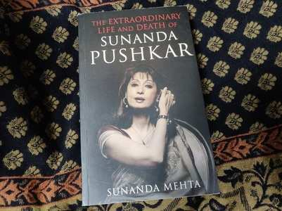 Micro review: Sunanda Pushkar's biography
