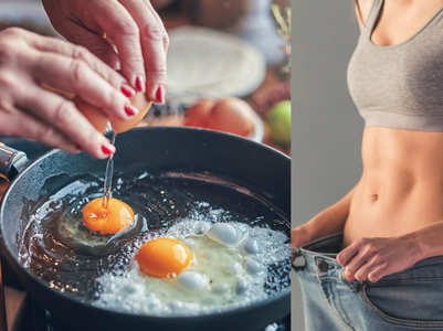 Cook eggs this way to speed up weight loss