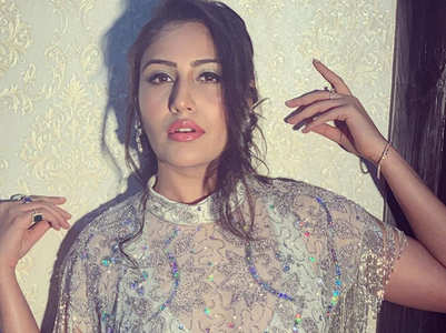 Surbhi on receiving maddening love post Ishqbaaz