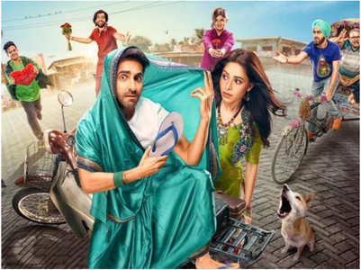 5 reasons to watch Ayushmann's 'Dream Girl'