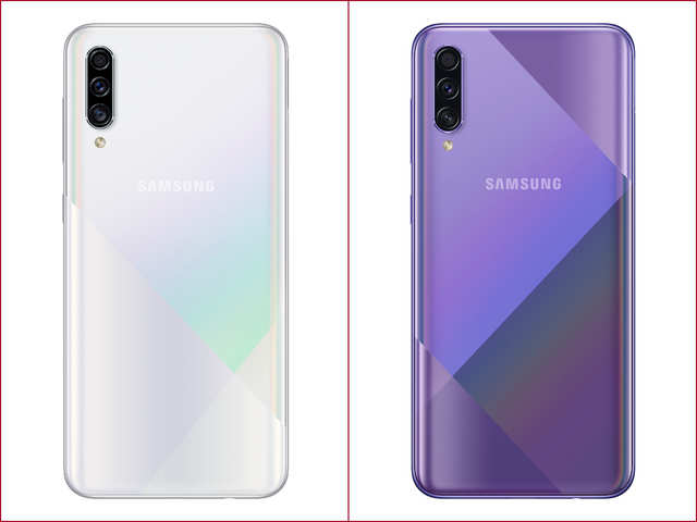 Galaxy A30s vs Galaxy A50s: How Samsung's two new mid-range smartphones compare