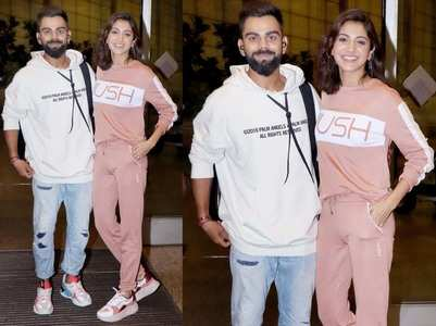 Pics of Virushka which will make you go aww