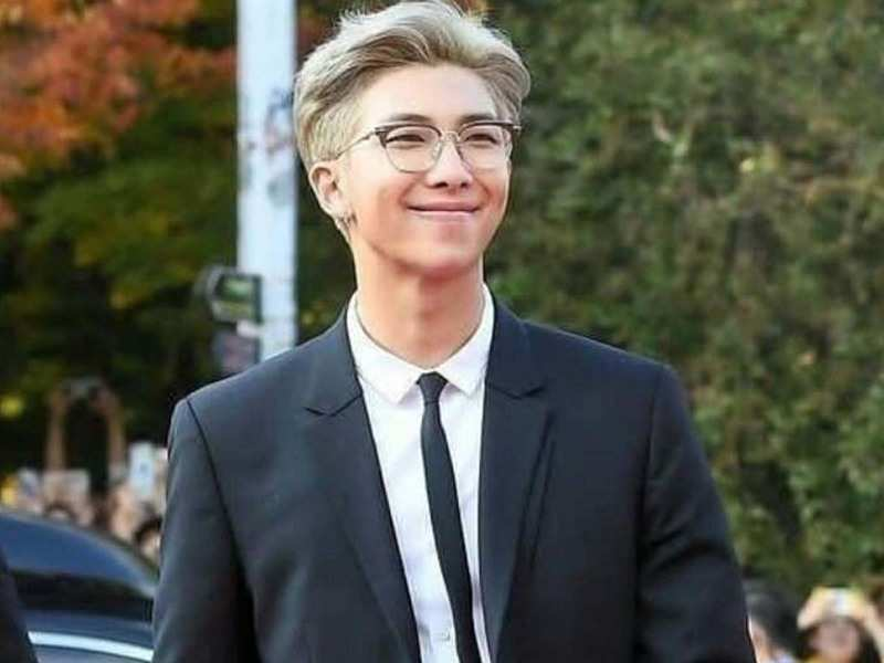 Happy Birthday Namjoon: BTS fans are celebrating RM's 25th birthday |  English Movie News - Times of India