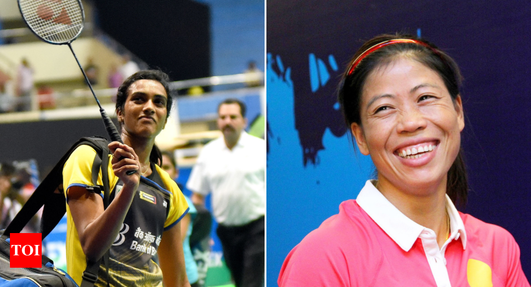 Sports ministry sends 9 names for Padmas — all women