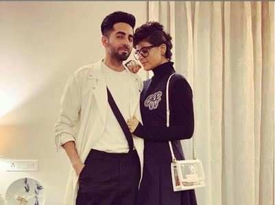 Meet the Dream Girl of Ayushmann's life