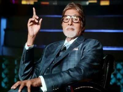 KBC: Big B recalls bus rides with college girls