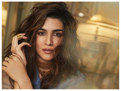 Kriti looks stunning in the latest pic