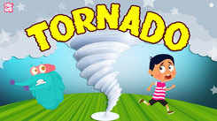 Children English Nursery Story 'What is a Tornado? | The Dr. Binocs Show' - Kids Nursery Stories In English