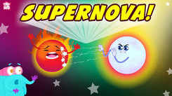 Children English Nursery Story 'What Is Supernova? The Dr. Binocs Show' - Kids Nursery Stories In English
