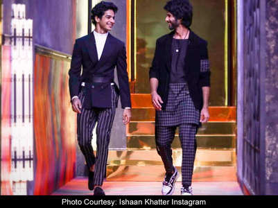 Khaali Peeli: Shahid is all praise for Ishaan