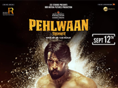 Movie Review: Pehlwaan - 2.5/5