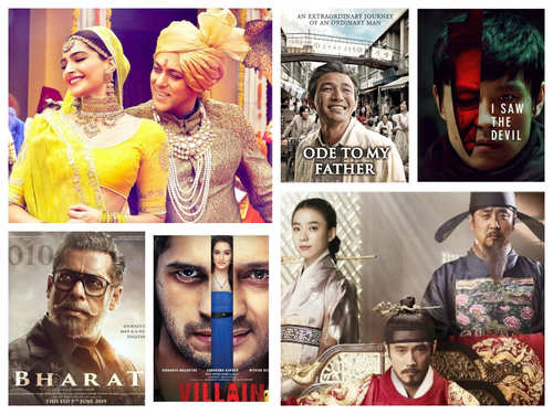 From Bharat To Ek Villain Bollywood Movies That Took Inspiration From South Korean Films The Times Of India