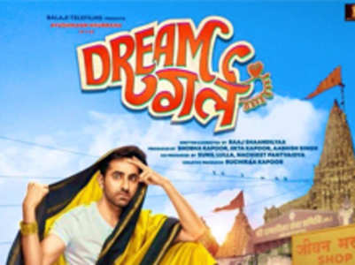 Movie Review: Dream Girl - 3/5