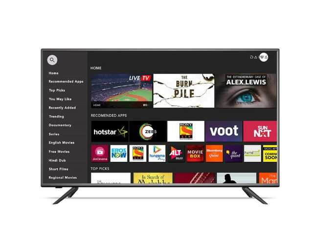 Daiwa launches 49-inch smart TV 'D50F58S' with new UI: Price, specs and features
