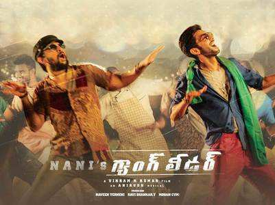 Expectations super high on Nani's 'Gang Leader'