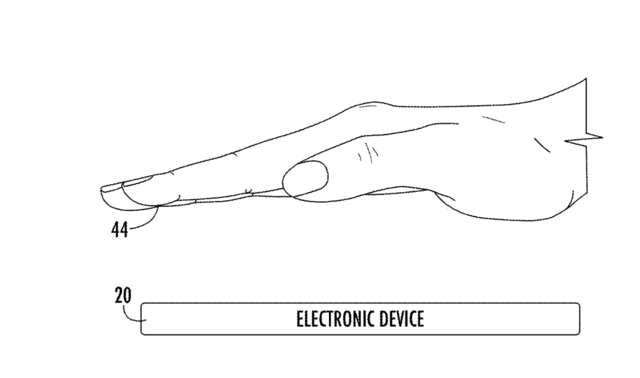 Future iPhones may read your palms to secure privacy