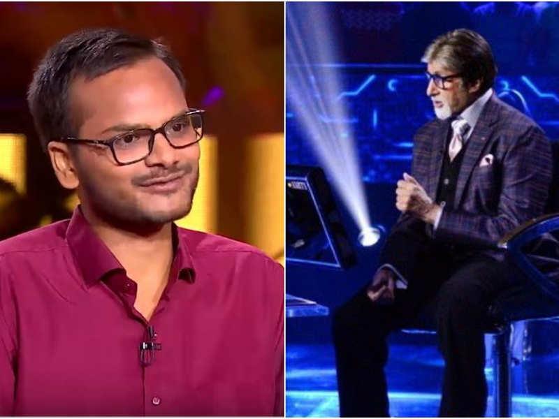 Kaun Banega Crorepati 11 Highlights: Sanoj Raj an aspiring IAS officer wins the fastest finger first round