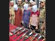 J&K police foil terror plot, 3 Jaish terrorists arrested