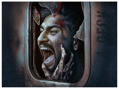 'Bhoot...': Vicky's spooky new poster