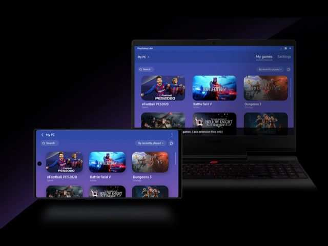 Samsung launches its online game streaming app for Galaxy smartphones