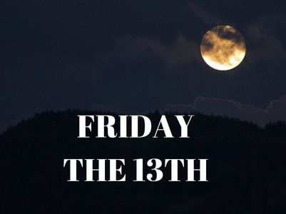 What is actually wrong with Friday the 13th?