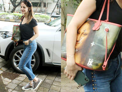Sussanne Khan's ridiculously expensive bag