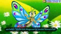 Children Hindi Kids Story 'Laalchi Raani' - Kids Nursery Rhymes In Hindi