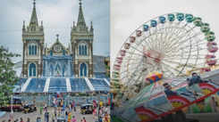 Mumbaikars join in the fun and festivities at the Bandra Fair
