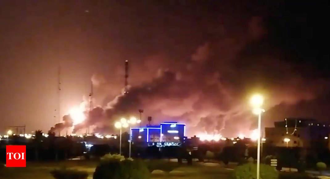 Нападение беспилотников в Саудовской Арамке: нападения беспилотников нанесли удар по крупному объекту в Саудовской Арамке на месторождении | Новости международного бизнеса