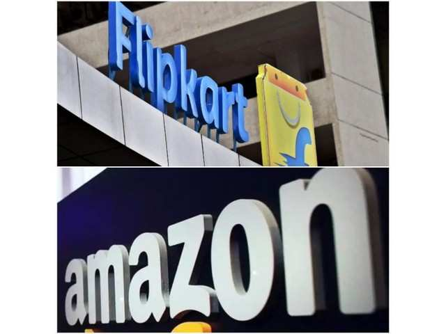 Amazon and Flipkart may face a 'blanket ban' on festive sales