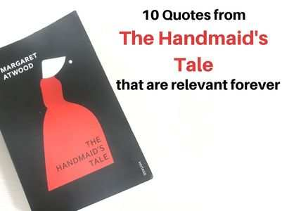 10 quotes from The Handmaid's Tale