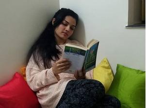 Have you seen the simple avatar of singer Aarya Ambekar?