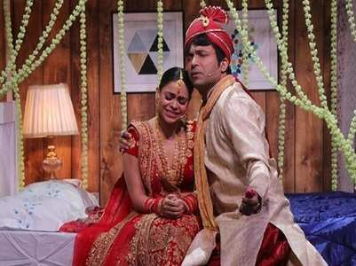 TKSS: Sumona becomes Chandan's bride