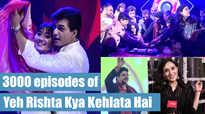 Yeh Rishta Kya Kehlata Hai team continues to celebrate 3000 episodes achievement
