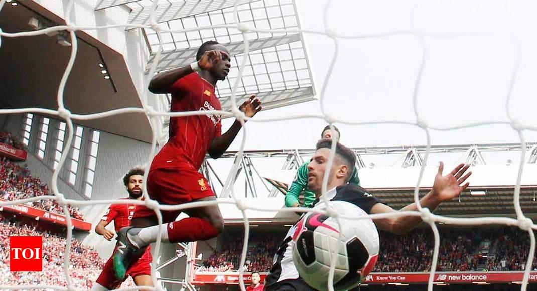 Ливерпуль восстановиться, чтобы обыграть Ньюкасл 3-1 и поддерживать идеальный старт | Футбольные новости